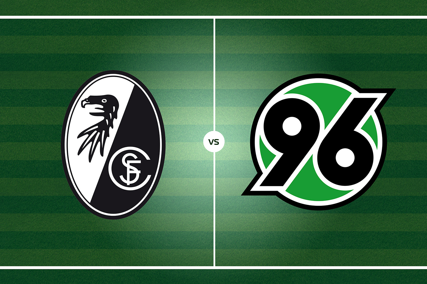 fussball bundesliga sc freiburg vs hannover 96  wagrati