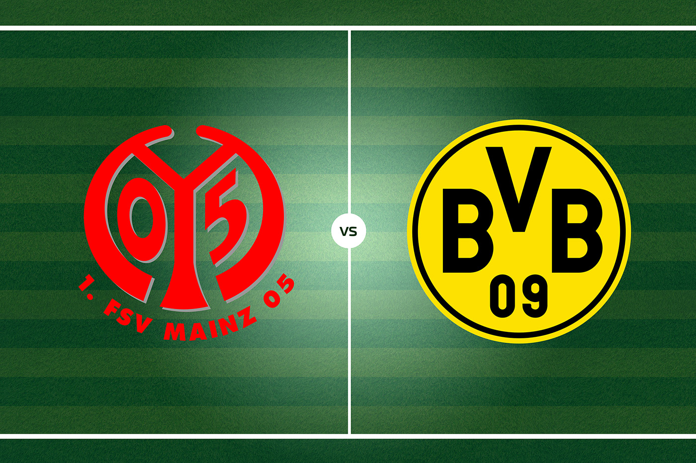 Fussball Bundesliga 1 Fsv Mainz 05 Vs Borussia Dortmund Wagrati