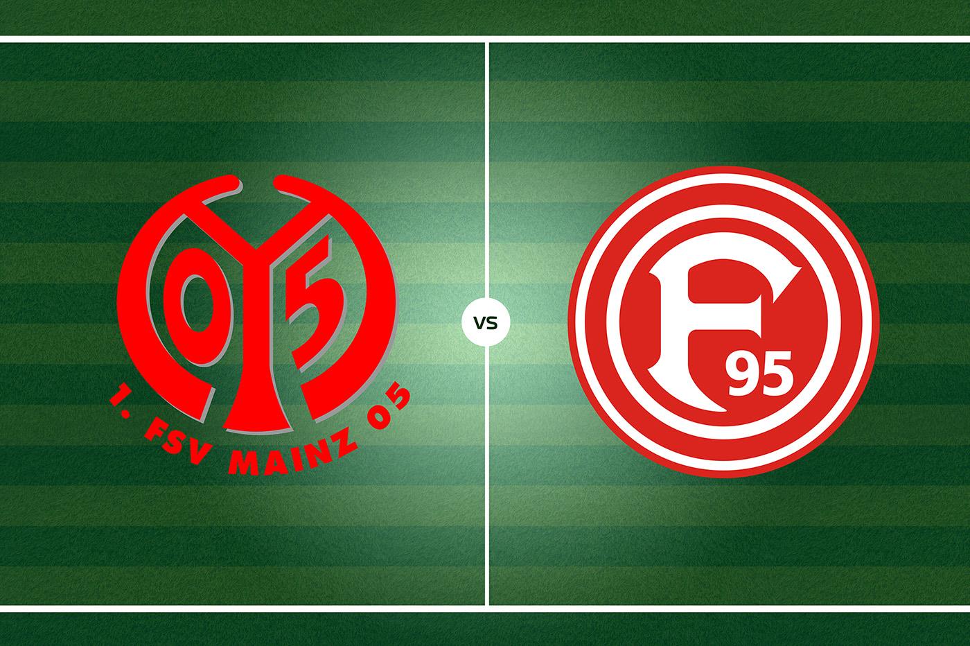 Football Bundesliga 1 Fsv Mainz 05 Vs Fortuna Dusseldorf