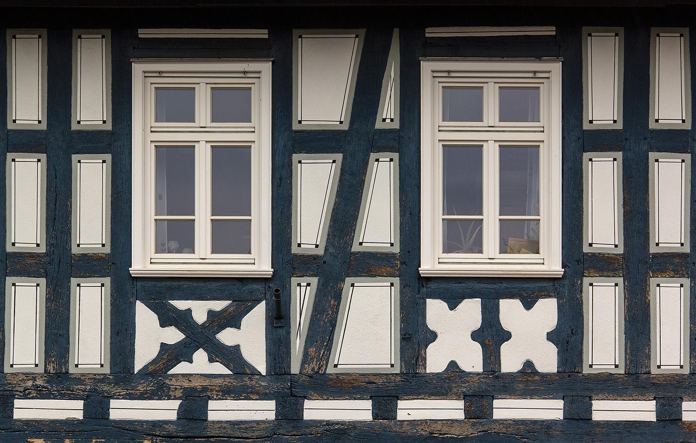 Extrem Fachwerkhaus, Fenster | Wagrati WL07